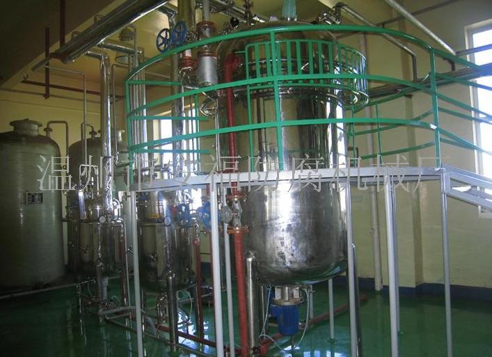一级醋酸种子罐生产工程